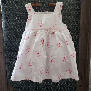 Carter's Corduroy Dress Baby 6 M